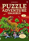 Puzzle Adventure Omnibus Volume 1 by Jenny Tyler, Gaby Waters, Karen Dolby, and Martin Oliver