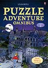 Puzzle Adventure Omnibus Volume 2 by Martin Oliver, Karen Dolby, Susannah Leigh, and Sarah Dixon