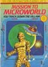 Mission to Microworld by Seth McEvoy