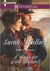 A Lady for Lord Randall by Sarah Mallory