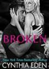 Broken by Cynthia Eden