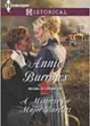 A Mistress for Major Bartlett by Annie Burrows