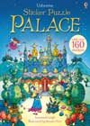 Sticker Puzzle Palace by Susannah Leigh