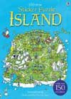 Sticker Puzzle Island by Susannah Leigh