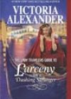 The Lady Travelers Guide to Larceny with a Dashing Stranger by Victoria Alexander