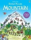 Sticker Puzzle Mountain by Susannah Leigh