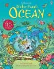 Sticker Puzzle Ocean by Susannah Leigh