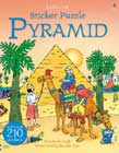 Sticker Puzzle Pyramid by Susannah Leigh