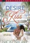 Desire in a Kiss by Nicki Night