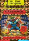 Little Comic Shop of Horrors by RL Stine