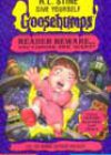 Toy Terror: Batteries Included by RL Stine