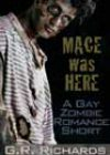 Mace Was Here by GR Richards