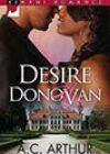 Desire a Donovan by AC Arthur