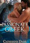 The Passionate Greek by Catherine Dane