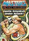 Castle Grayskull Under Attack! by John Grant