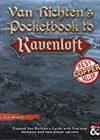 Van Richten's Pocketbook to Ravenloft by Jack Weighill